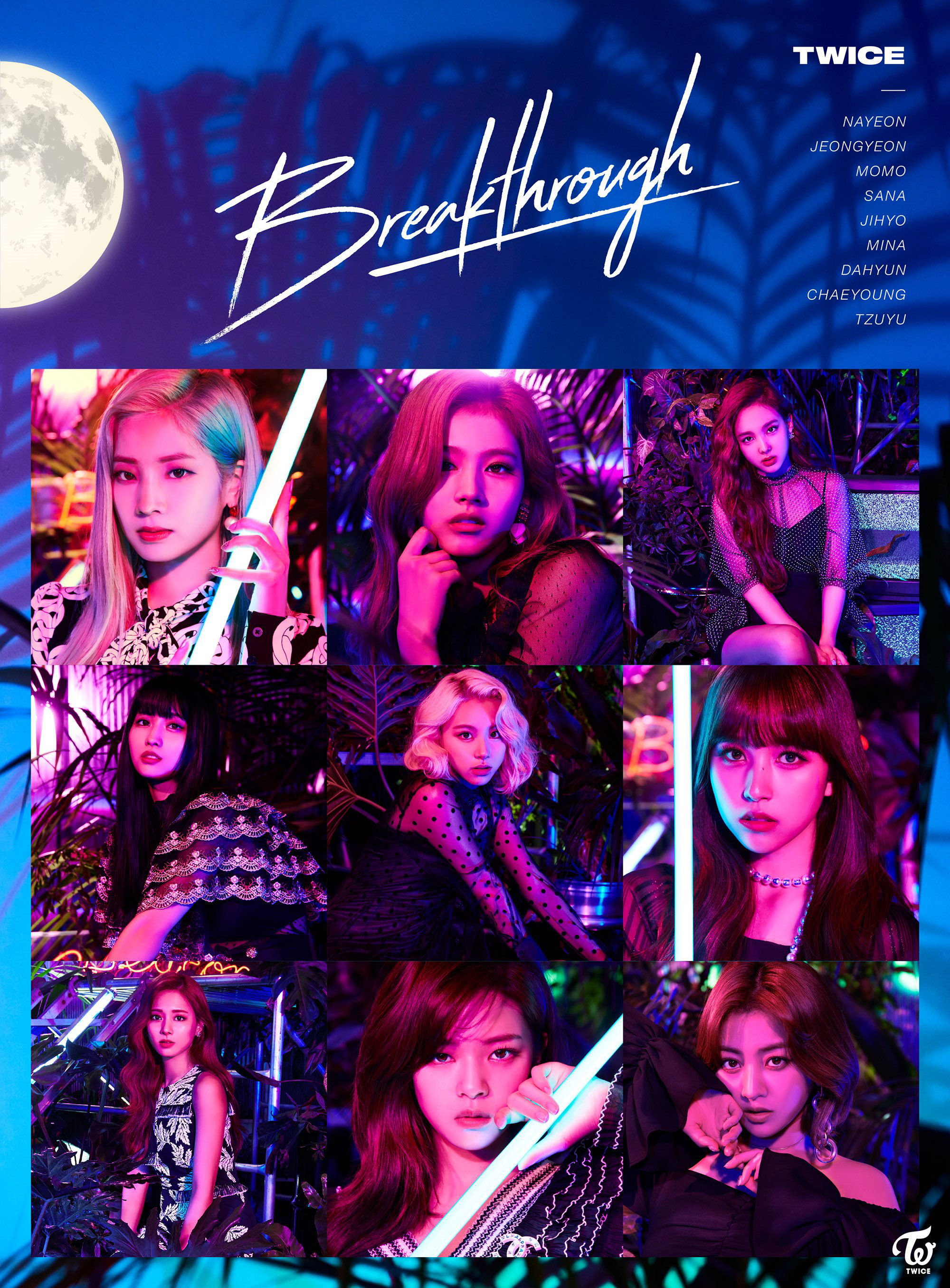 TWICE Breakthrough group poster 2.png