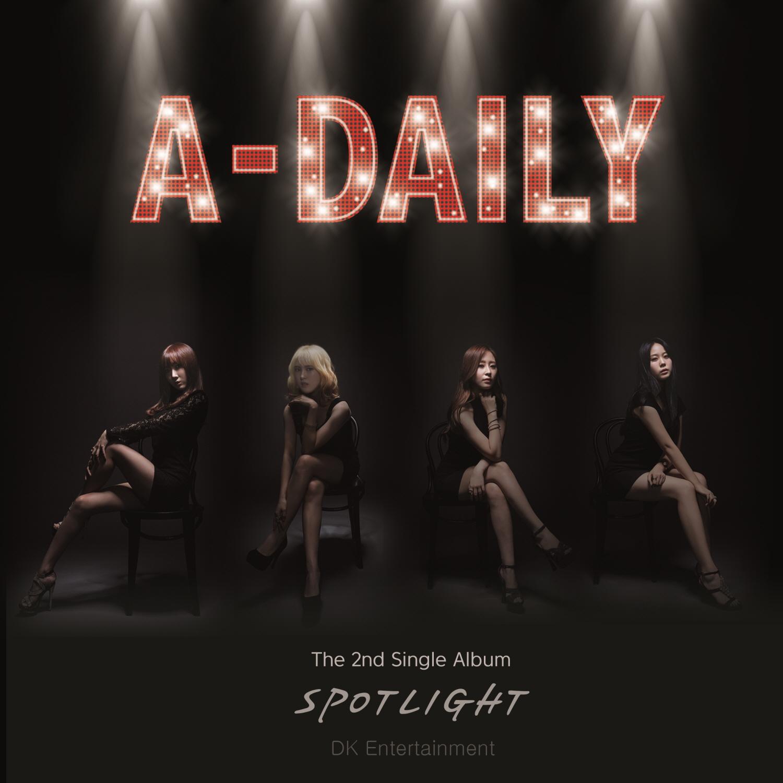 Spotlight (A-Daily) | Kpop Wiki | Fandom