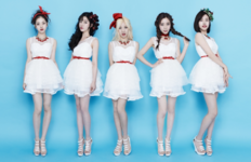 Berry Good Love Letter group promo photo (1)