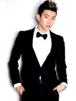 Jay Park New Breed promotional photo