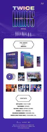 TWICE TWICELIGHTS Blu-Ray detail