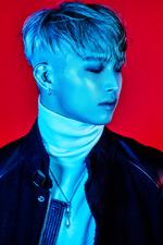 BTOB Hyunsik New Men promo photo