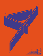 F(x) 4 Walls An Exhibit poster