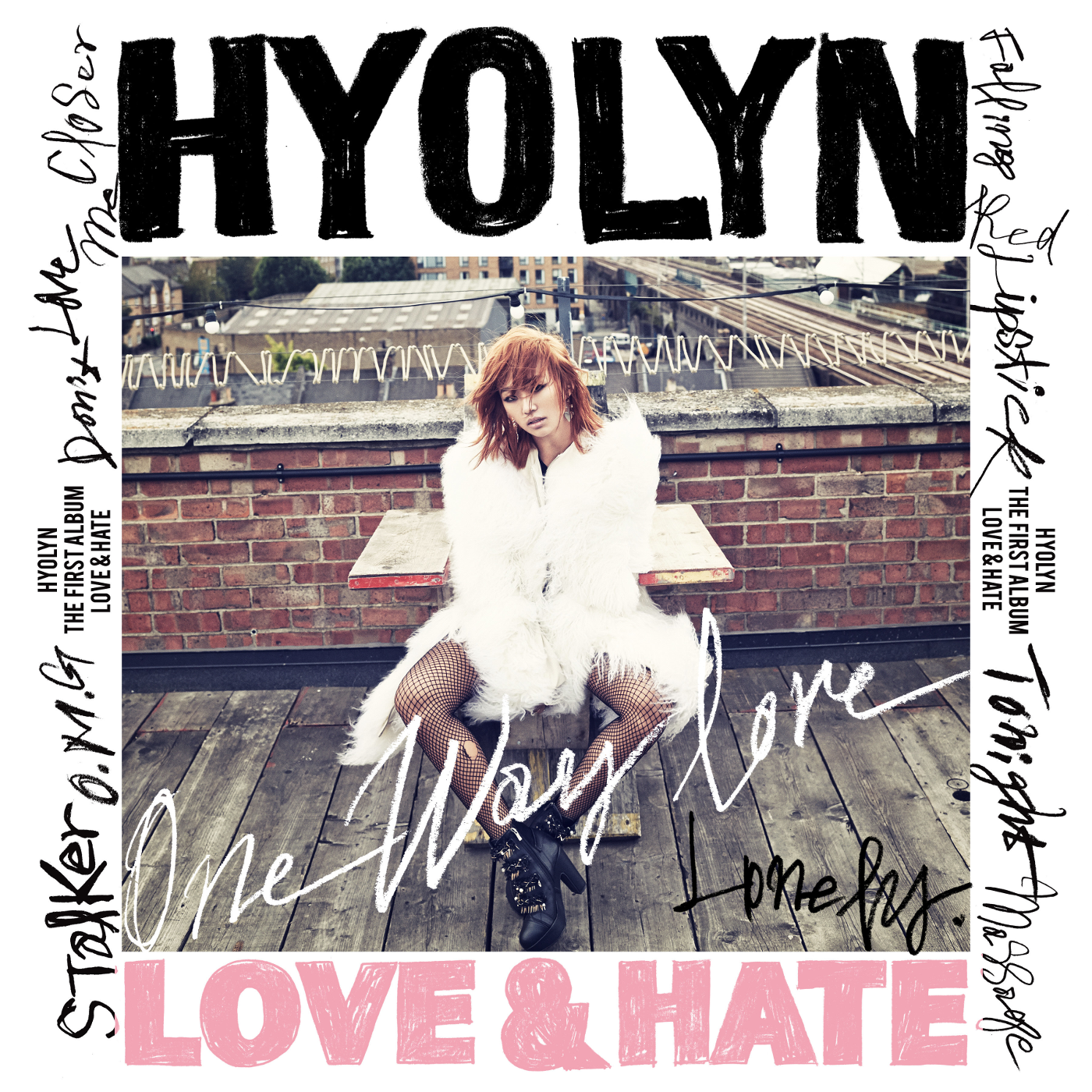 Love & Hate (Hyolyn)