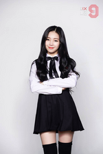 MIXNINE Nam Yu Jin profile photo