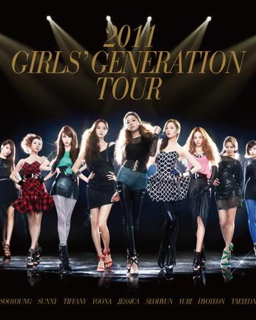 2011 Girls Generation Tour Album Kpop Wiki Fandom