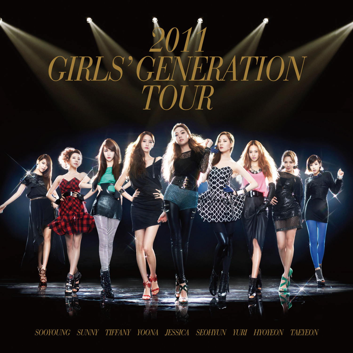 2011 Girls' Generation Tour (album)