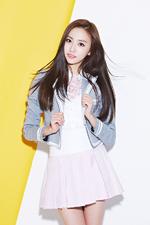 BESTie Haeryung I Need U concept photo