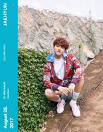 Golden Child Gol-Cha! Jae Hyun concept photo
