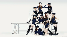 Girls' Generation Mr.Taxi repackage promotional photo