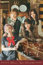 TWICE Dahyun, Jeongyeon, Momo & Sana The Year of Yes promotional photo 2