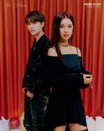 Moon Sujin & Taeil The Moon teaser photo