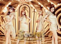 Secret Madonna group promotional photo