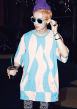 EXO Luhan XOXO Repackage promo photo