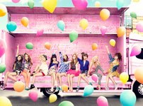 Girls' Generation Love & Girls promotional photo