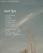 """VAV Always """"Goodbye"""" lyrics image"""