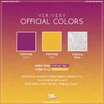 VERIVERY official colors (original)