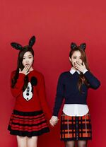 Lee Hi Suhyun I'm Different promotional photo