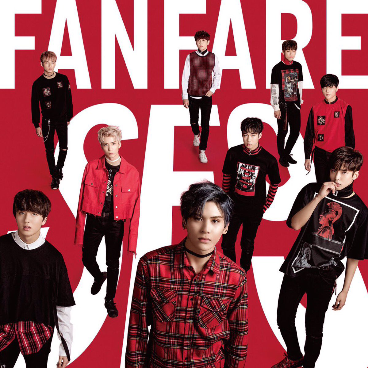 Fanfare (SF9 Japanese single)