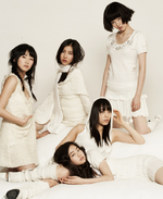 Wonder Girls A Sorry Heart promo photo