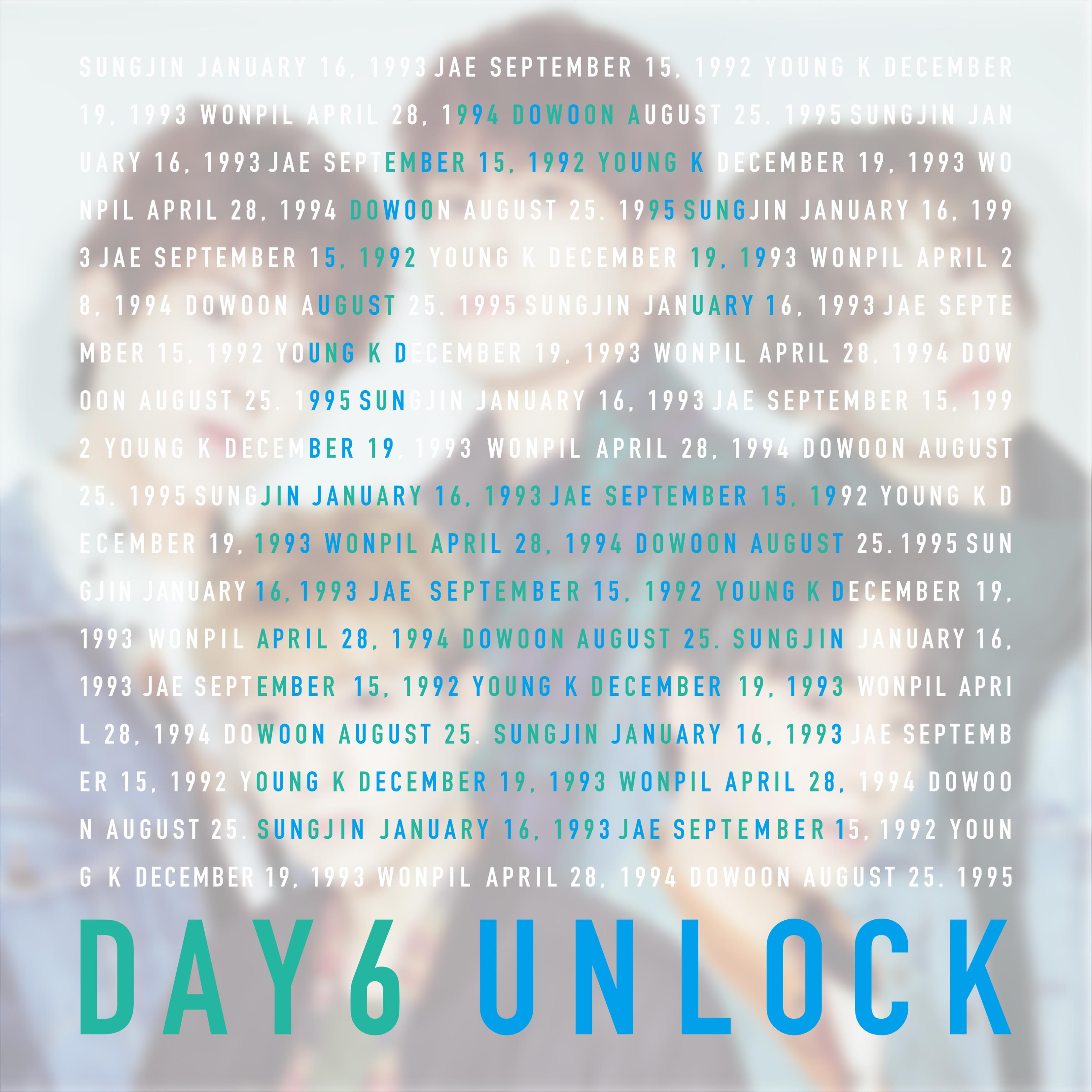 Unlock (DAY6)