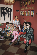 SHINee Why So Serious group photo