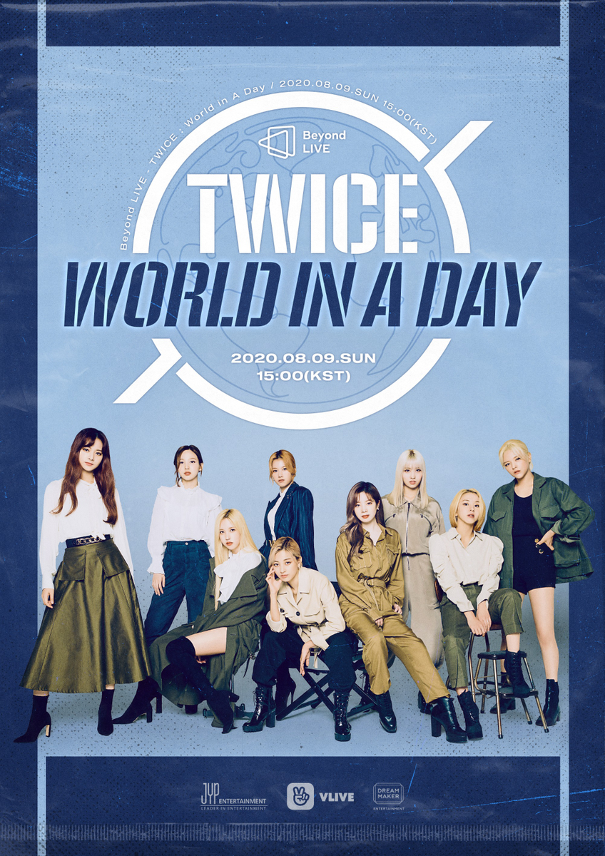 Beyond LIVE – TWICE : World in A Day