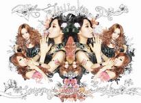 Girls' Generation-TTS Twinkle group