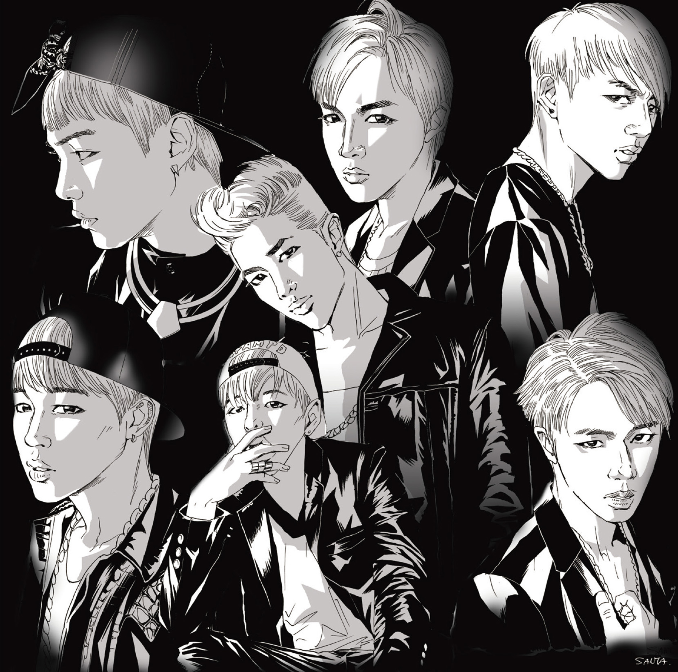 BTS Danger Japan Single Limited Edition A.png