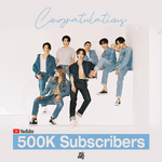 @OnlyOneOftwt on Twitter - OnlyOneOf 500k Subscribers (April 24, 2021)