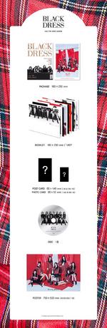 CLC Black Dress album packaging