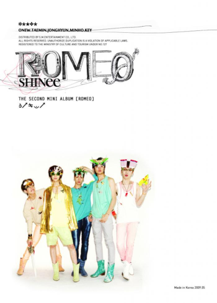 SHINee - Romeo cover.png