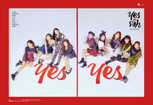 TWICE Yes or Yes group teaser photo 3