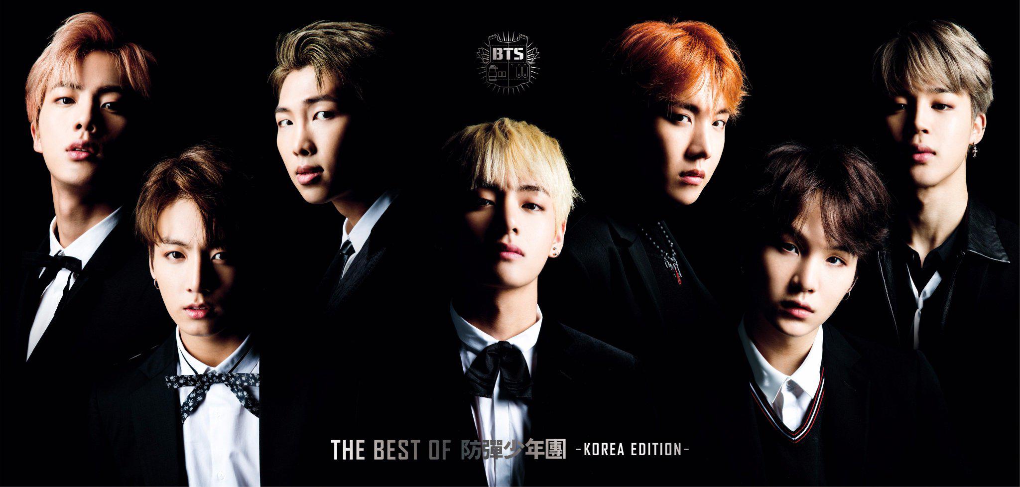 The Best of BTS: Korea Edition