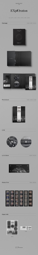 EXO EXO Planet -5 –EXplOration– album details