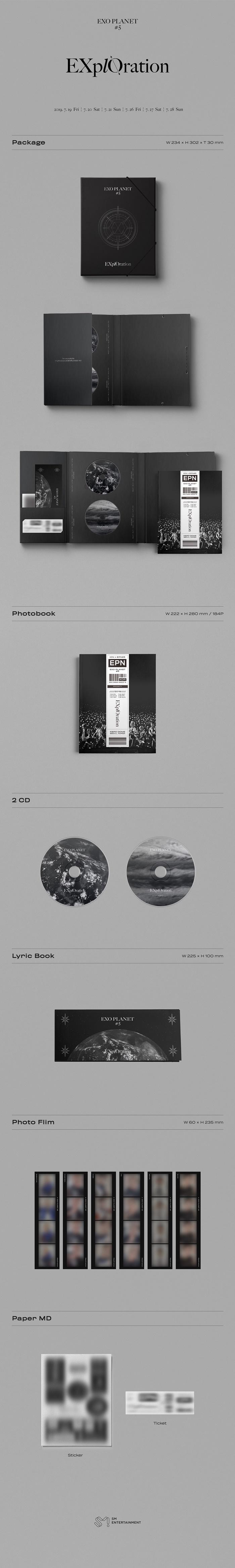 EXO EXO Planet -5 –EXplOration– album details.png