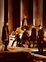 2PM Legend of 2PM group promo photo
