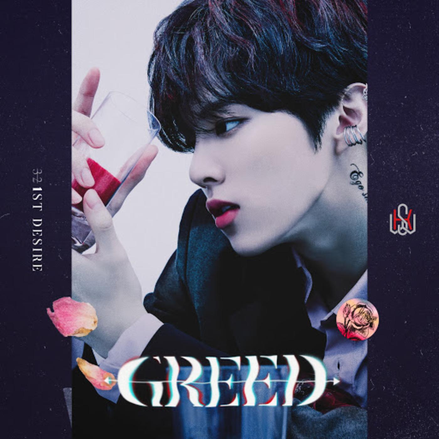 1st Desire Greed