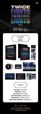 TWICE TWICELIGHTS DVD detail