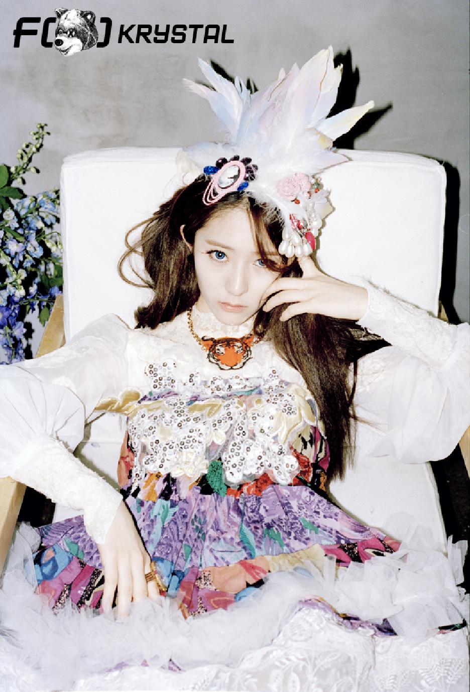 F(x) Electric Shock Krystal teaser photo.png