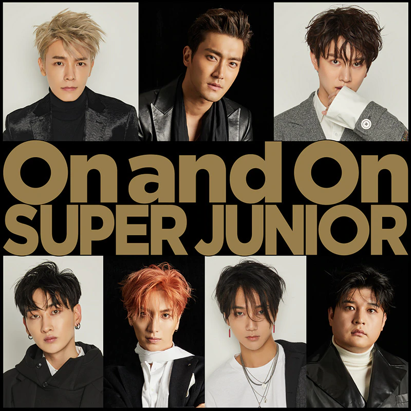 On and On (SUPER JUNIOR)