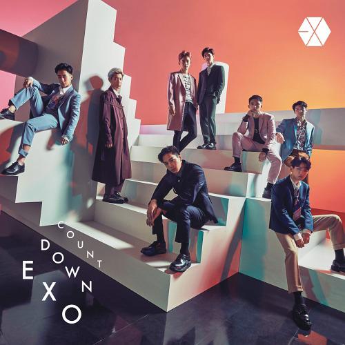 EXO Countdown regular CD+DVD edition cover art.png