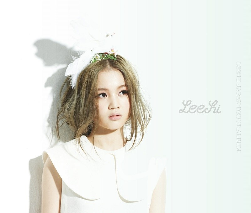 Lee Hi Japan Debut Album