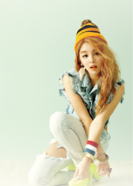 Ailee A's Doll House promotional photo