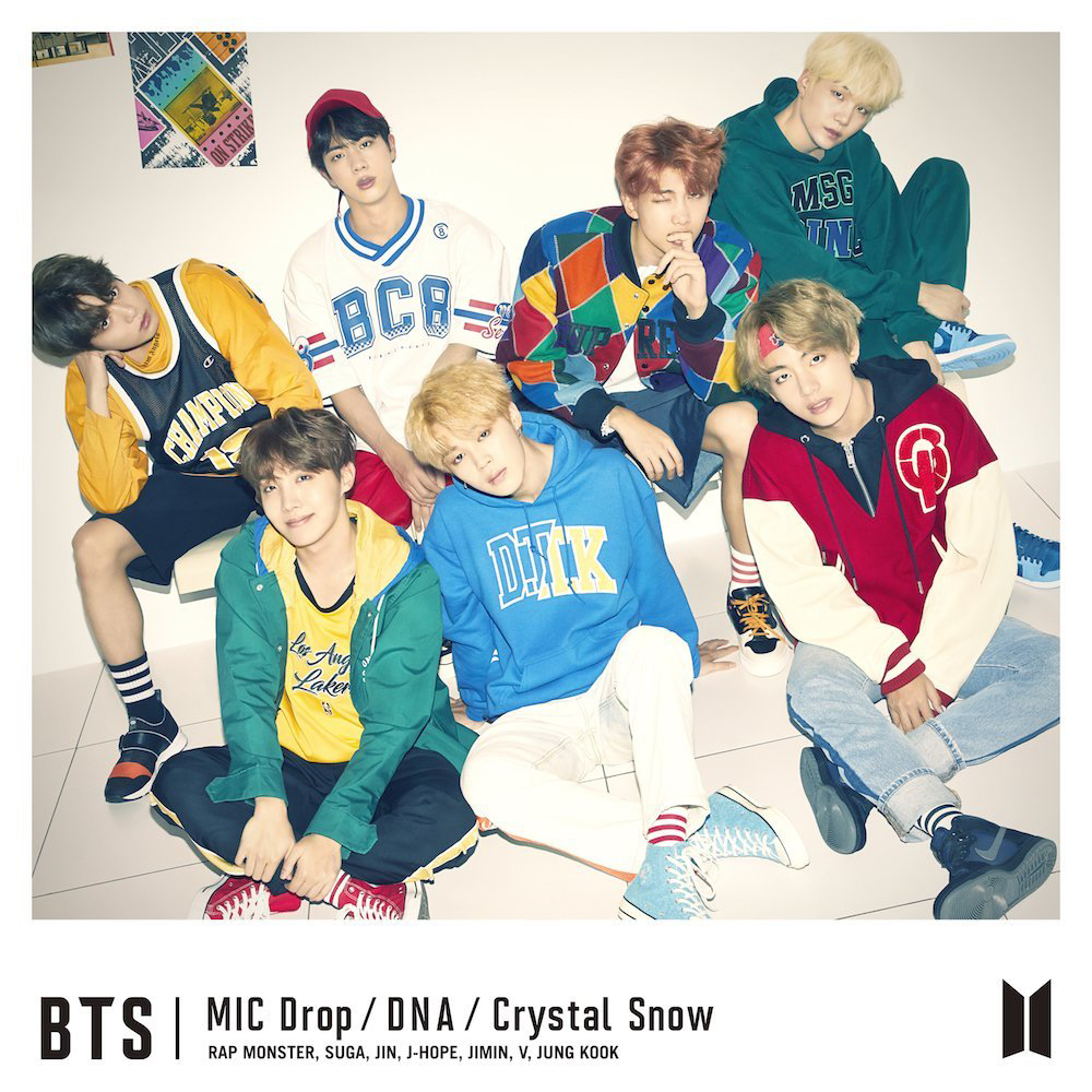 BTS Mic Drop DNA Crystal Snow Type C cover.png