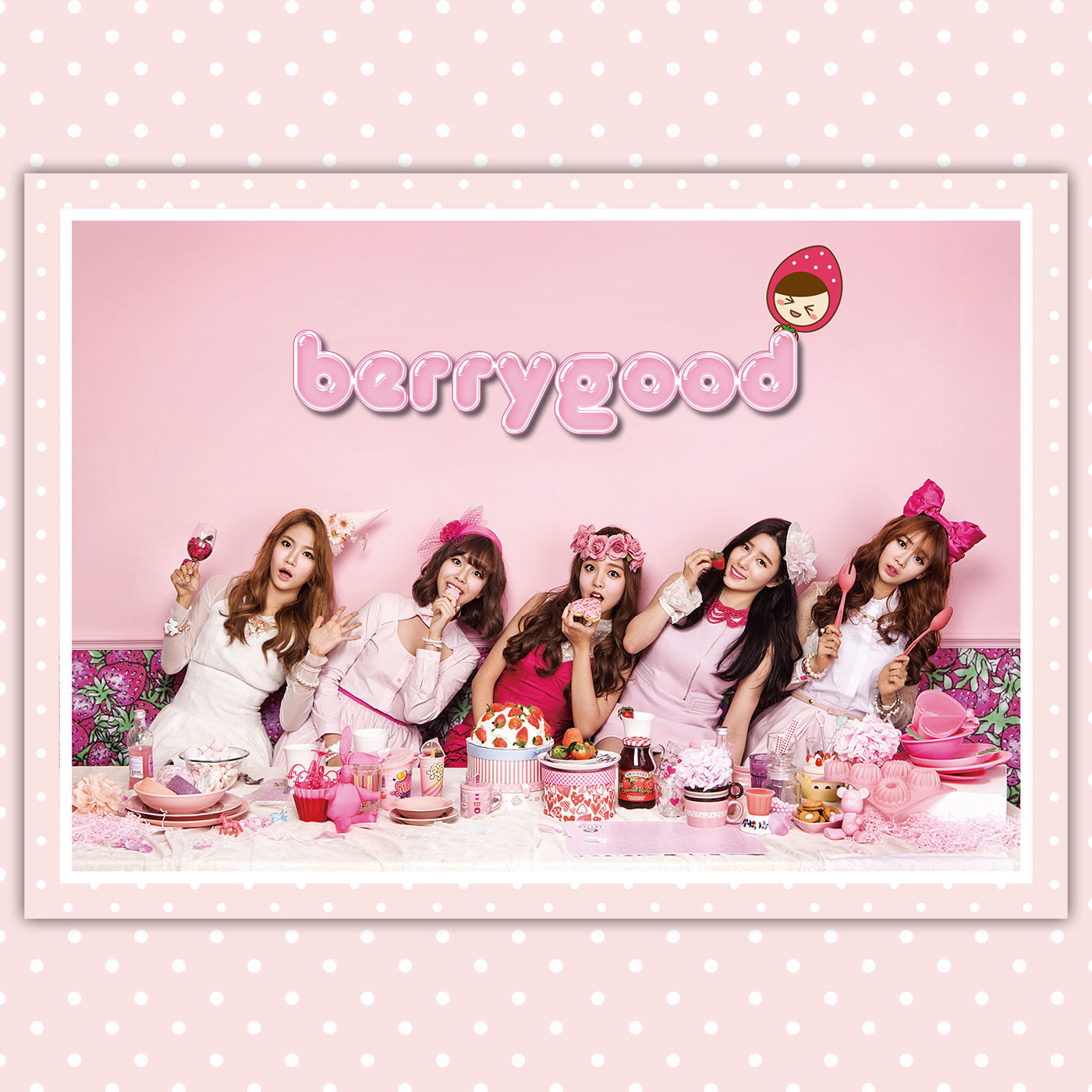 Because of You (Berry Good)