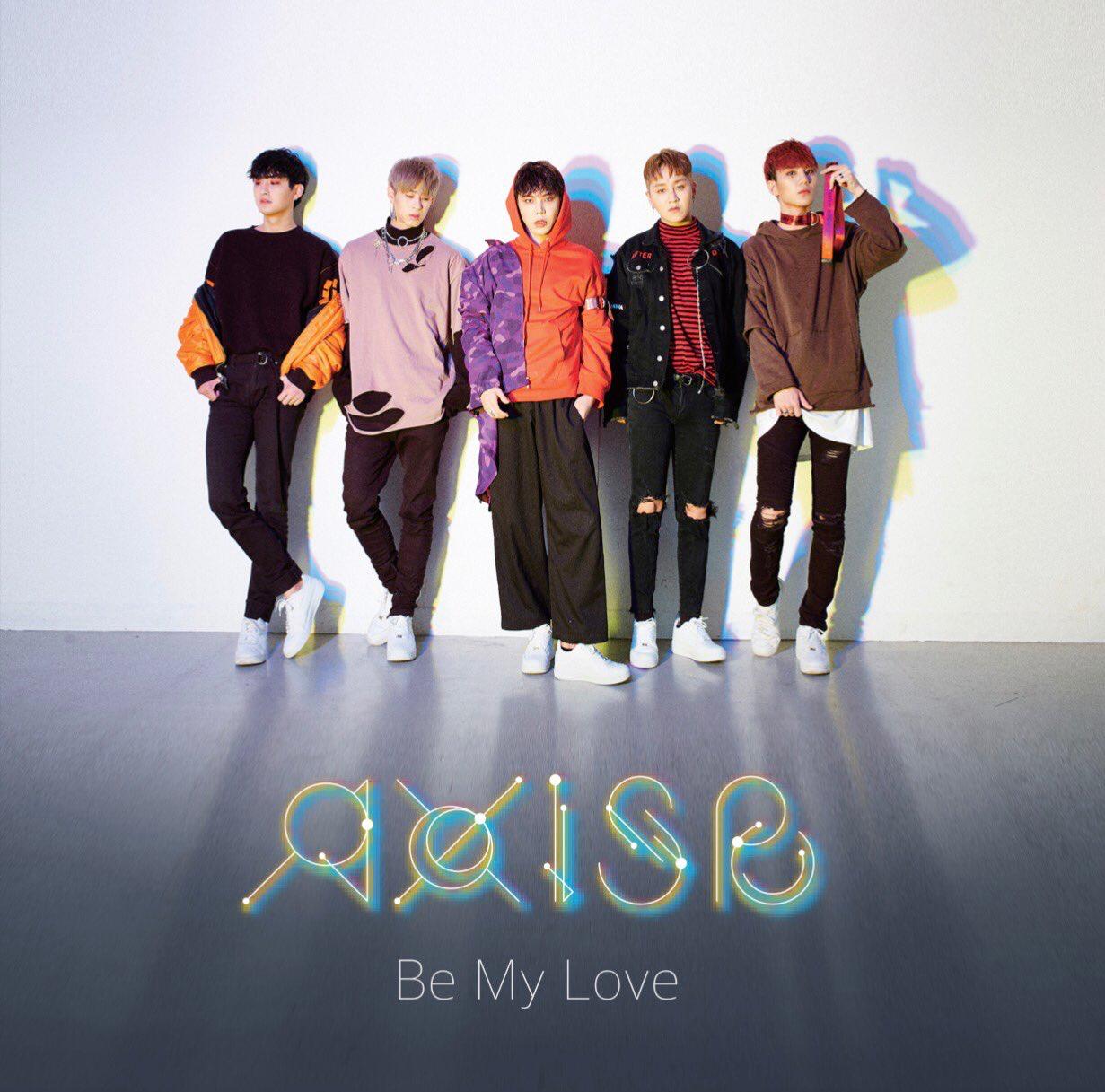 Be My Love (AxisB)