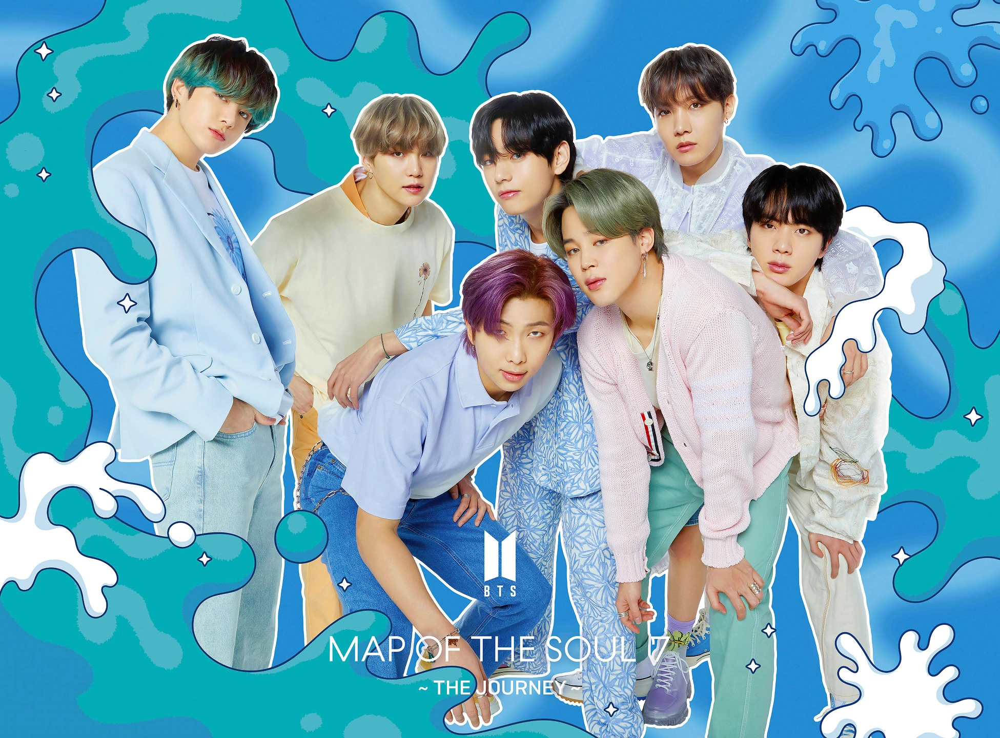BTS Map of the Soul 7 The Journey Limited Edition D album cover.png