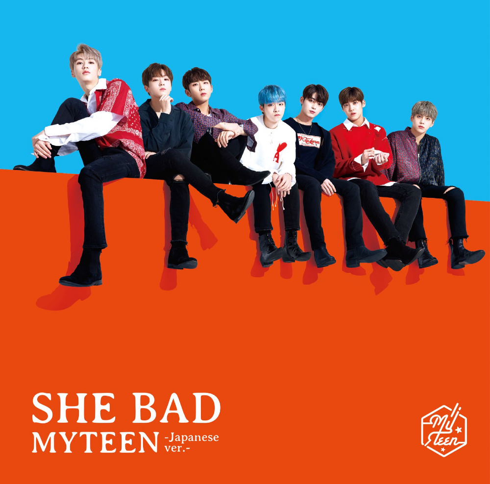 She Bad -Japanese ver.-