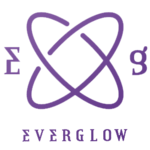 EVERGLOW Hush official group logo